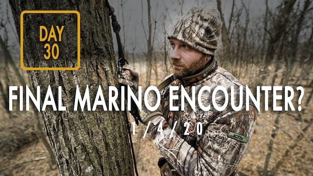 Jared Day 30: The Final Marino Encounter?