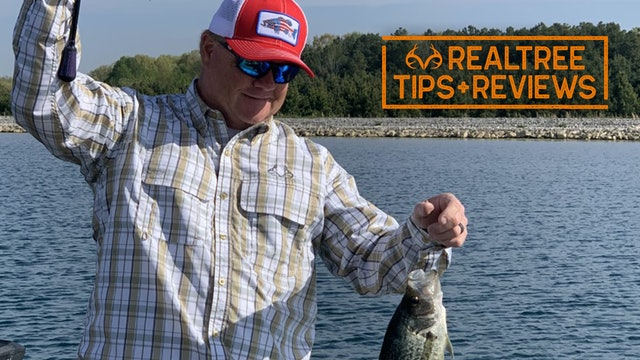 The Upstream Realtree Fishing Shirt | Mark Rose | Realtree Tips and Reviews