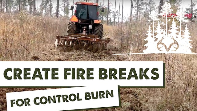 Prescribed Fire | How to Create Fireb...