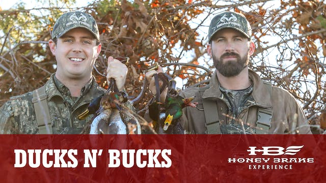 Ducks and Bucks: Riley Green and Tyle...