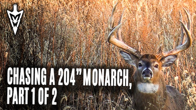 11-30-20: Chasing an Iowa Stud (Part 1 of 2) | 204-Inch Buck | Midwest Whitetail