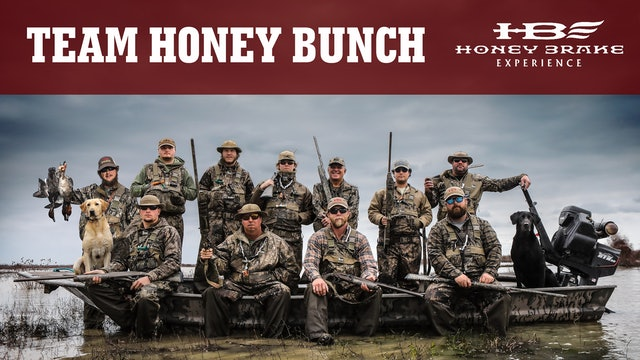 The Duck Guides of Honey Brake | Team Honey Bunch | Honey Brake