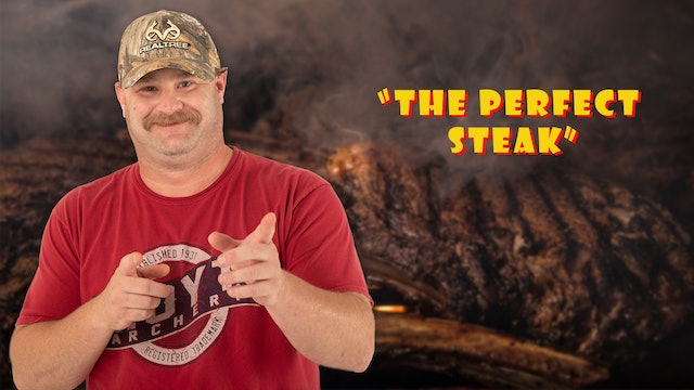 "Pitts on: ""The Perfect Steak"""