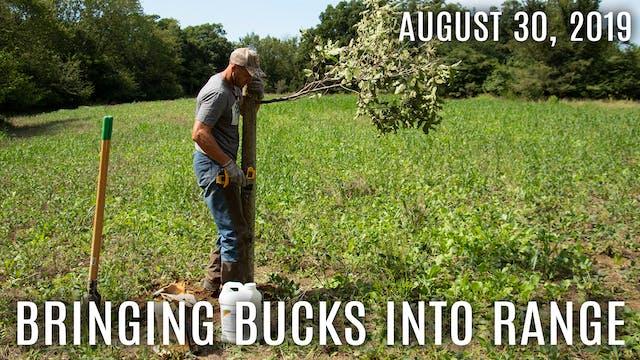 Winke's Blog: Bringing Bucks Into Ran...