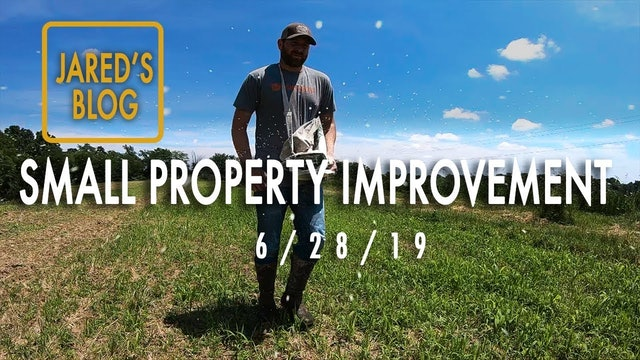 Jared's Blog: How to Improve a Small Property