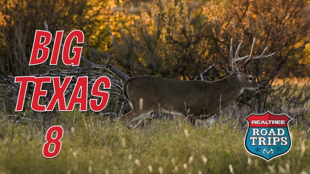 Tyler Jordan's Big 8 From the Ground | Texas Deer Hunting | Realtree Road Trips