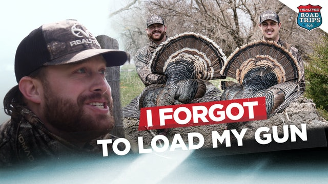 A Nebraska Double | One Day, One Blunder, Three Gobblers | Realtree Road Trips