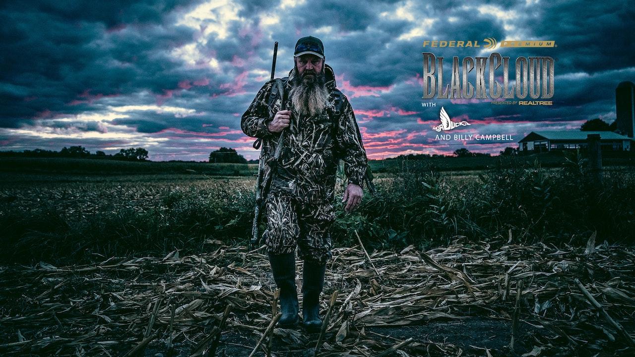 Black Cloud Duck Hunting