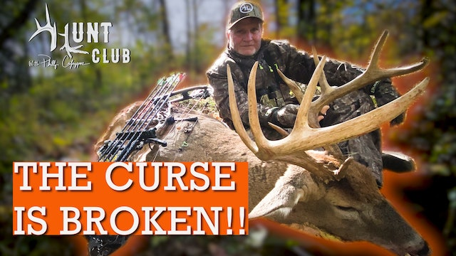 The Piebald Curse Is Real | Bowhunting the Whitetail Rut in Maryland | Hunt Club
