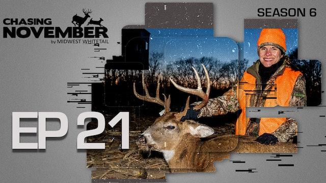E21: Two Bucks in Two Days | CHASING NOVEMBER SEASON 6