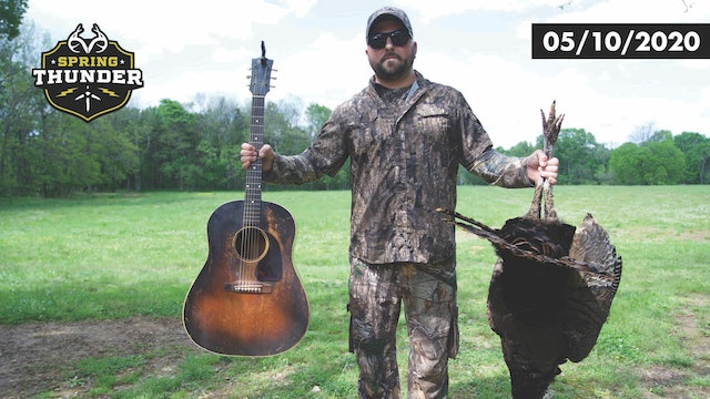 Tyler Farr Remembers to Load a Shell | Big Ole Gobbler | Realtree Spring Thunder