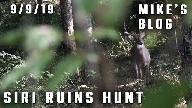 Mike's Blog: Siri Ruins Hunt