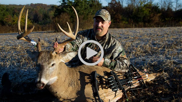 S1E9: Early Rut Action, Cruising Bucks