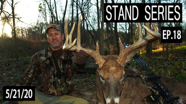 Bowhunting in Big Ag Fields | Bill Winke Treestand Location Series