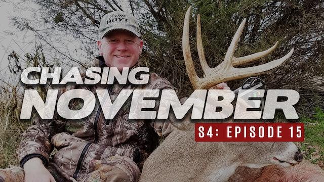 S4E15: Big 7 In Bow Range, Buck Down in Kansas