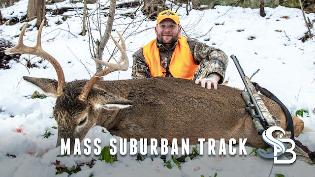A Massachusetts Tank | Tracking Big Northeastern Deer in the Snow | Sea Bucks