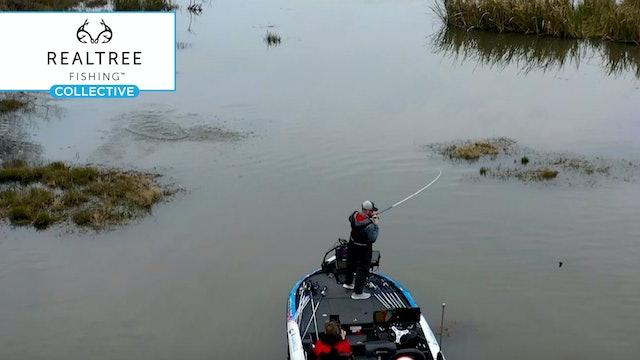 Foggy Fishing Conditions | Jacob Wheeler Fishes Lake Eufaula | Realtree Fishing