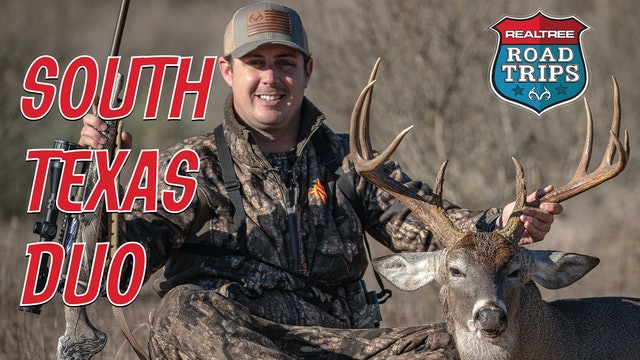 South Texas Rut Double   Rattling in Rutting Bucks   Realtree Road Trips