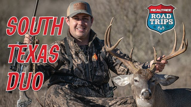 South Texas Rut Double | Rattling in ...