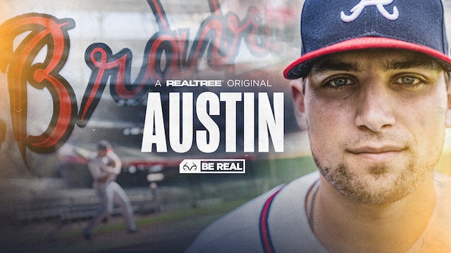 Austin Riley's Two Seasons | Outdoors and Braves Baseball | Be Real