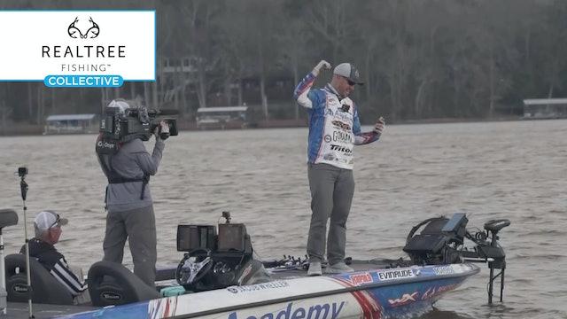 Jacob Wheeler Wins at Lake Eufaula | Catching Fish Like Crazy | Realtree Fishing
