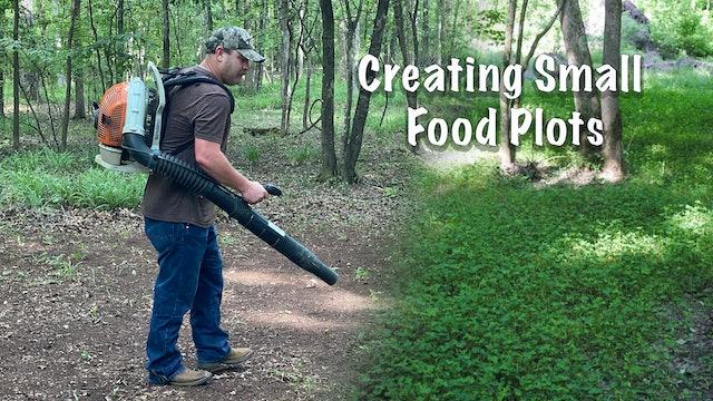 No Equipment Small Food Plot   Rural King Tips