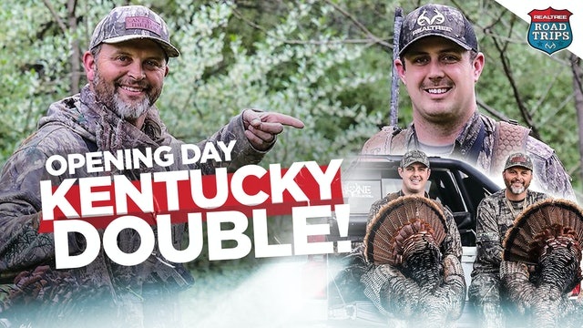 Turkey Hunting with Michael Waddell in Kentucky | Realtree Road Trips