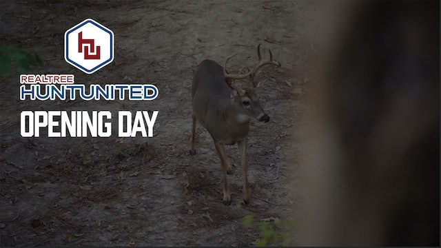 Opening Day of Deer Season | Bowhunting Mississippi Whitetails | Hunt United