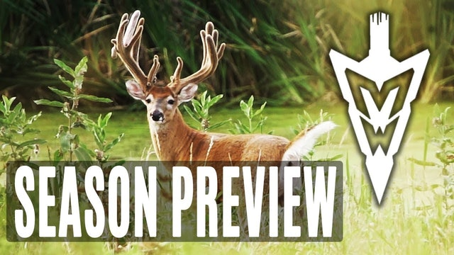 8-27-18: Velvet Bucks, Season Preview | Midwest Whitetail