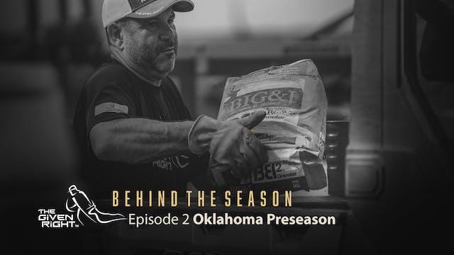 Oklahoma Pre-Season Deer Prep   Behin...