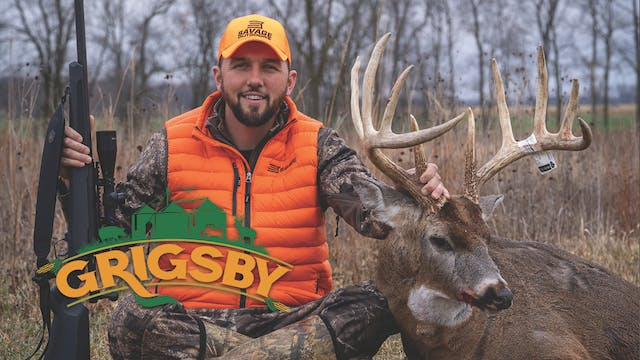 A Big Illinois 10-Pointer | Mike Stro...