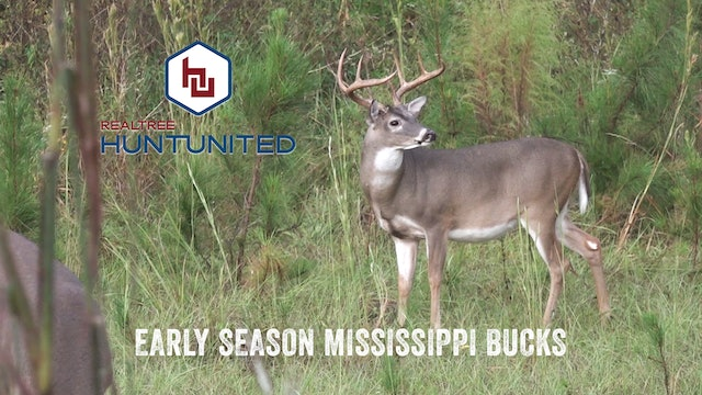 S1.E3: Opening Week of Bow Season in the Deep South