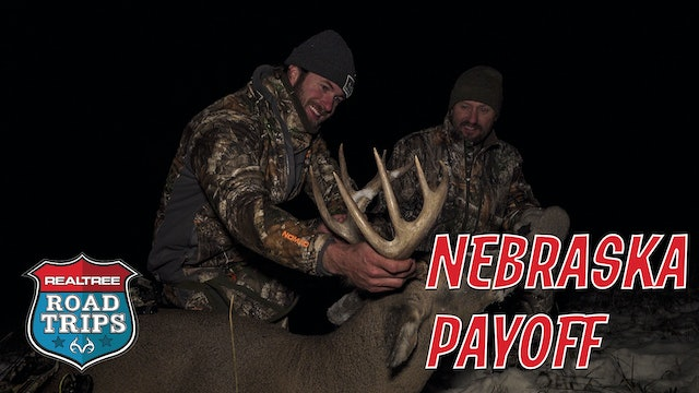 Riley Green's Nebraska Buck | Deer Hunting in the Snow | Realtree Road Trips