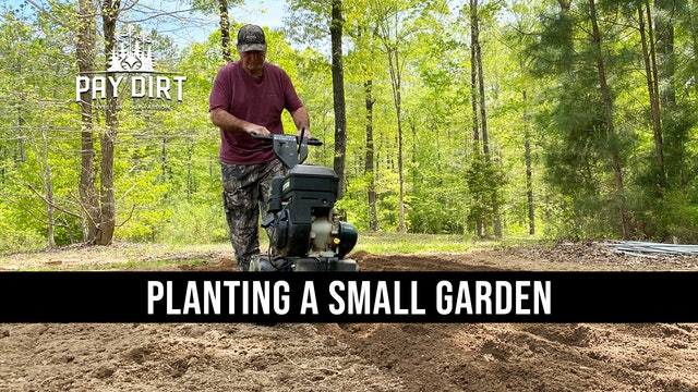 How to Plant and Grow a Small Garden | Self-Sufficiency Tips | Realtree Pay Dirt