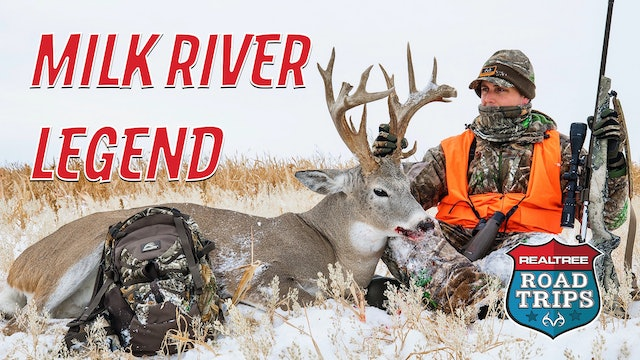 Legendary Whitetail Falls | Spot and Stalking on the Milk | Realtree Road Trips