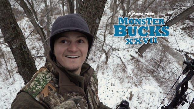 Brad Bever Iowa Monster Buck