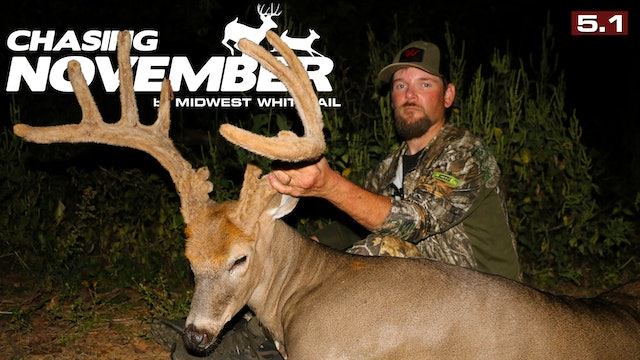 S5.E1. Super-Wide Velvet Buck | Concrete Jungle Stud | Chasing November