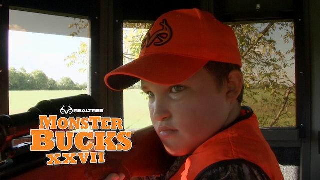 Eli Hampton Early Season Kansas Buck