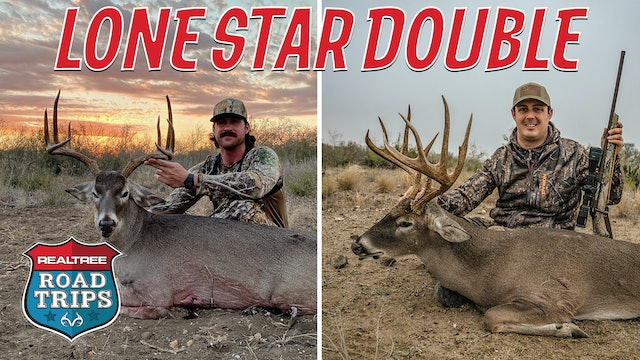 Lone Star Double | Realtree Road Trips