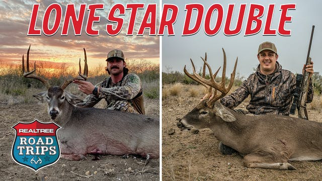 A Lone Star Double | Two Texas Giants...