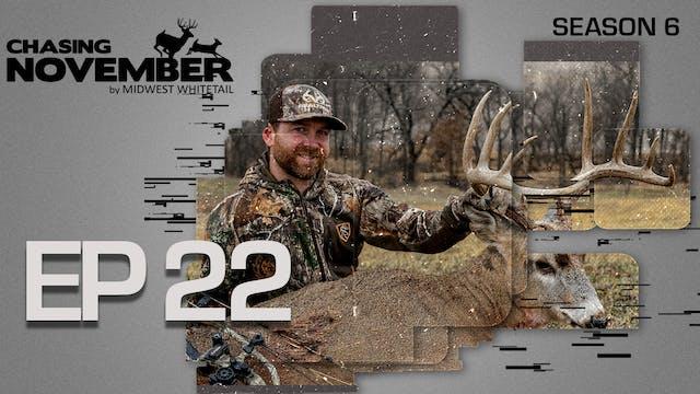 E22: Jared's Self-Filmed Bow Buck | C...