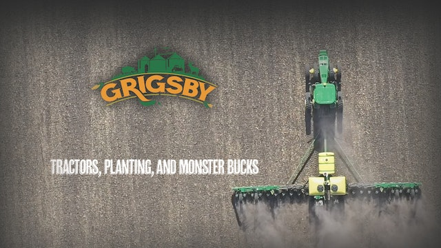 Planting Crops at the Grigsby | Farming Practices Benefitting Wildlife | Grigsby