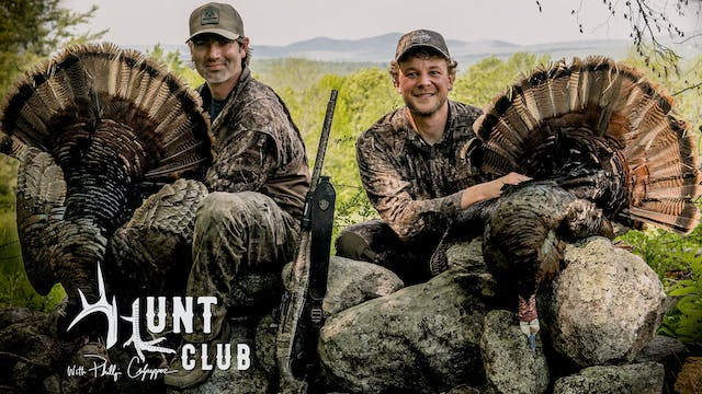 EPIC ENDING in MAINE  |  Hunt Club