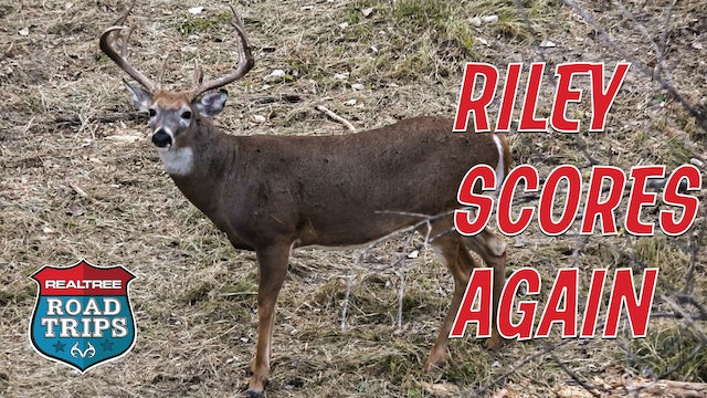 The Redemption Buck | Riley Green Goes Back to Nebraska | Realtree Road Trips