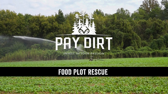 Dig Deeper: Saving Food Plots with Portable Irrigation
