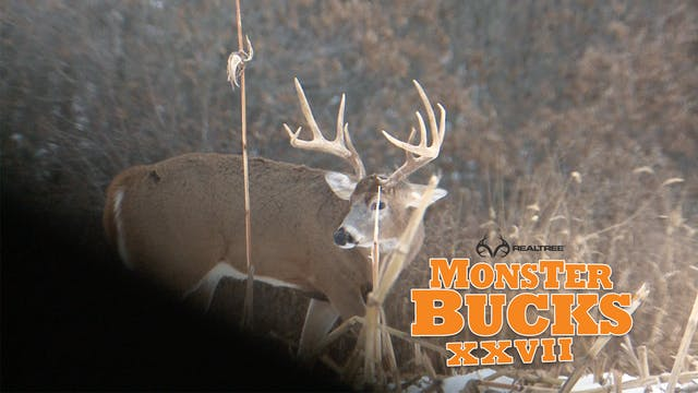 Don Kisky's Self-Filmed Iowa Giant