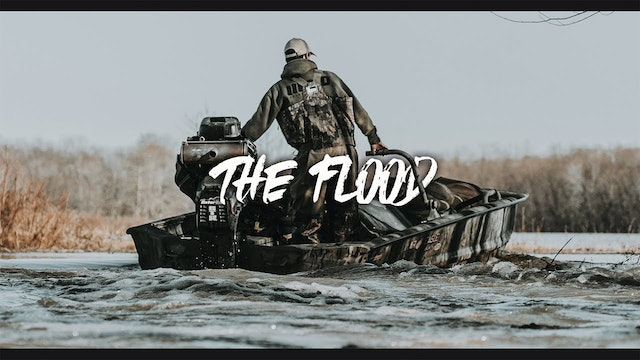 The Big River Is Out | Hunting Mississippi Flood Waters | DayBreak Outdoors