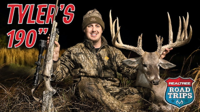 Tyler's Biggest Buck Ever, Drake & Riley Tag Out | Realtree Road Trips