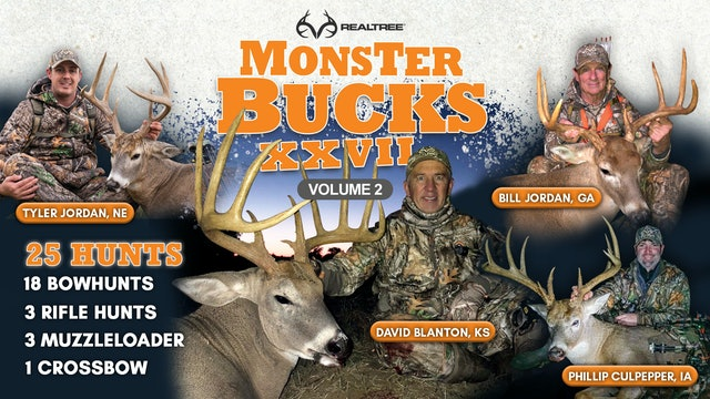 Monster Bucks XXVII