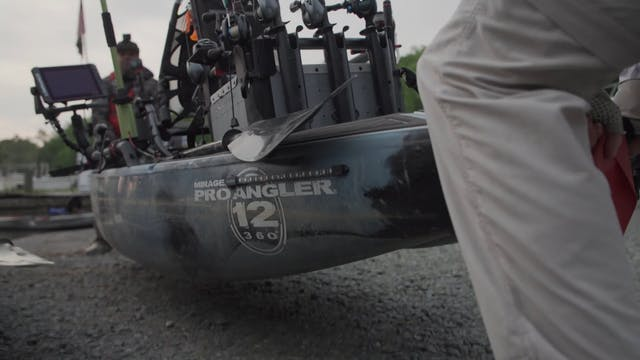 Kayak Fishing and Monster Snakeheads ...